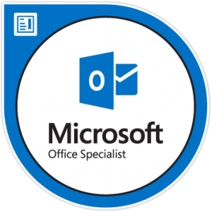 microsoft office specialist outlook