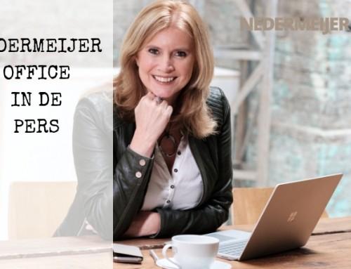 """""""Zo krijgt Wilma Nedermeijer Office-cursisten op het puntje van hun stoel."""""""