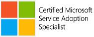 Microsooft Service Adoption Specialist