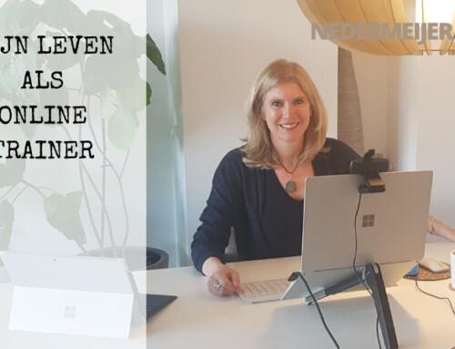 Mijn leven als online trainer